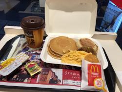 McDonald's Fushimi Momoyama