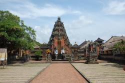 Puseh Batuan Temple