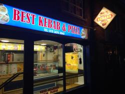 Best Kebabs and Pizza