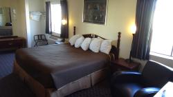 Great stay.