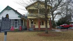 The Gertrude MA Rainey House & Blues Museum