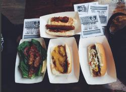 Rescue Dogs Vegan Hot Dogs & Street Fare