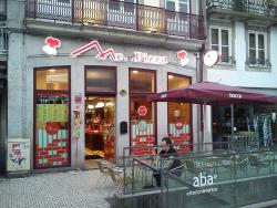 Mr Pizza Porto