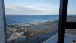 View from hotel room