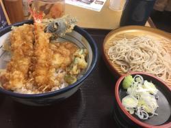 Tenpura Bowl Tenya Omori