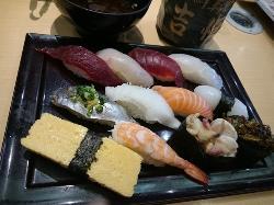 廻鮮寿司吉恒