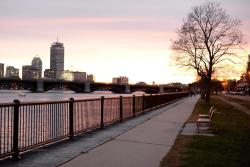Charles River Bike Path