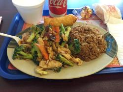 China Wok at Winter Garden