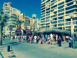 Tiki Beach Bar Benidorm