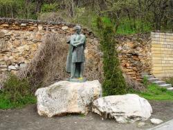 Monument M.Y. Lermontov