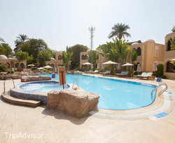 The Pool at the Sheraton Luxor Resort
