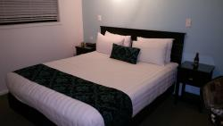 Clean and comfortable beds