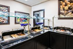 Start the day right with our variety of breakfast offerings