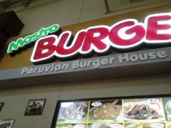 Mostro Burger