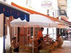 Cafetería Pastelería Naranjito La Carihuela