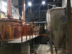 Olgerdin Brewery Tour