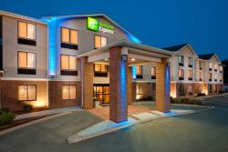 Holiday Inn Express Plainfield