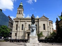 Statue of Petar Preradovic