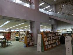 Tachikawa City Central Library