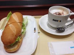 Doutor Coffee Shop Meitetsu Kanayama