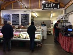 Riverford Farm Shop Cafe