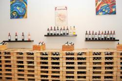 Chateau Safarikova French wine bar