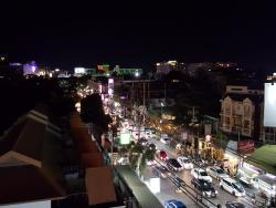 City view, Night life at Nimman area