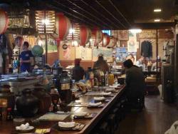 Robatayaki Izumizaki, Higashimachi