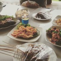 Restoran Ayam Panggang Situ Gintung (APSG)