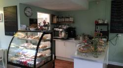 New look cafe! #calderdalerising we survived the Boxing Day floods.