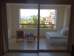 Standard Suite balcony
