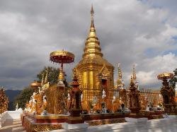 ‪Wat Phra That Doi Wao‬