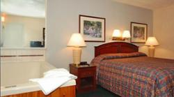 King Bed-Jacuzzi Room