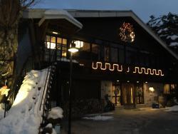 Quaint and family run ski lodge