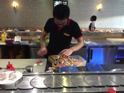 Barilla Sushi