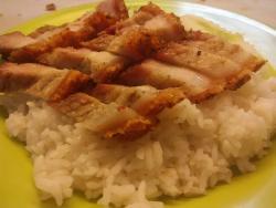 Nasi Campur BBQ Kencana