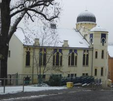 Synagogue in Decin