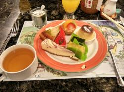 Caeser Park Hotel-Fa Xian Buffet