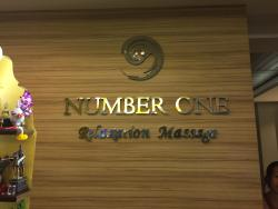 Number One Relaxation Massage Phuket