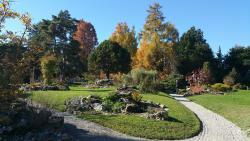 Jardin Botanique - Villa le Chene