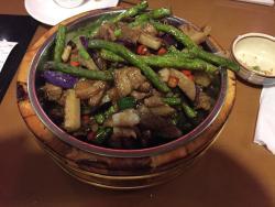 Jiang's Hunan chef