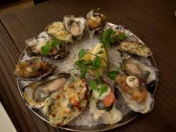 Shucked Oyster Bar & Posh Takeaway