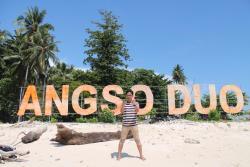 Angso Duo Island