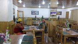 Dining Room at Night_Prini Palace Manali
