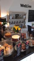 Wellies Coffee Shop