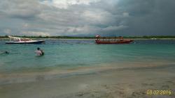 In queste isole gili è un paradiso al naturale