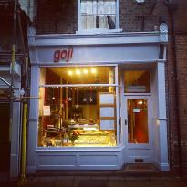 Goji Vegetarian Cafe and Restaurant