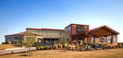 Osage Casino-Bartlesville provides a scenic view for guests and the best gaming and dining.