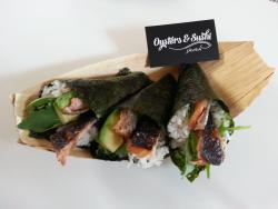 Oysters & Sushi Javea