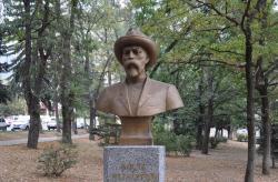 Памятник Коста Хетагурову в Пятигорске